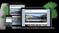 Lakeland Village Website Development Project