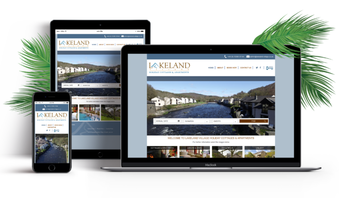 Lakeland Village Website Development Project