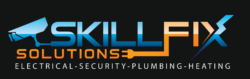 SkillFix Solutions Logo Design